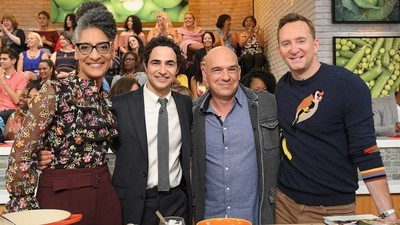 The Chew - 07x25 The Chew's Fall Collection