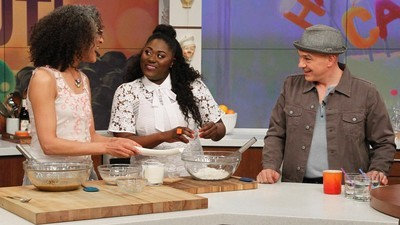 The Chew - 07x16 Eat and Tweet