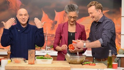 The Chew - 07x74 Resolution Game Plan
