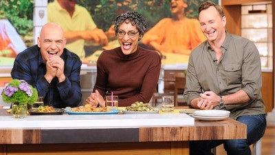The Chew - 07x69 Last-Minute Holiday