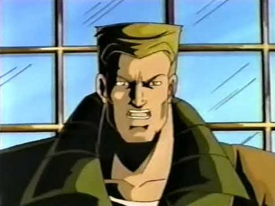 G.I. Joe Extreme - 02x13 Betrayal