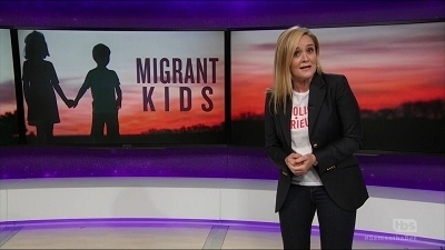 Full Frontal with Samantha Bee - 03x14 Migrant Kids Screenshot