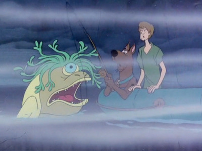 The Scooby-Doo/Dynomutt Hour - 01x24 The Creepy Heap from the Deep Screenshot