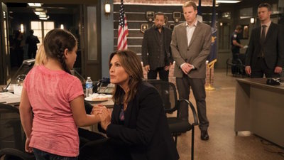 Law & Order: Special Victims Unit - 20x03 Zero Tolerance