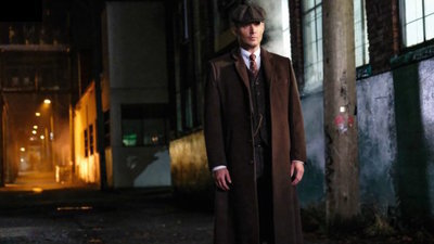 Supernatural - 14x01 Stranger in a Strange Land