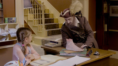 Drop Dead Weird (UK) - 01x26 The Ghost Pirate Screenshot