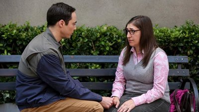 The Big Bang Theory - 12x01 The Conjugal Configuration