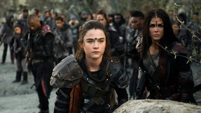 The 100 - 05x13 Damocles – Part Two Screenshot