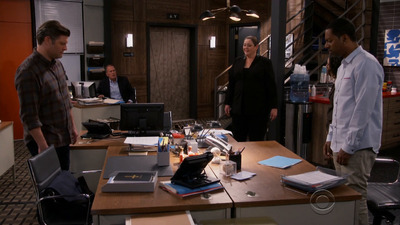 Living Biblically - 01x13 David and Goliath Screenshot