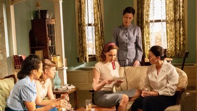 The Bletchley Circle: San Francisco (UK) - 01x08 In For a Pound