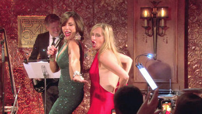 The Real Housewives of New York City - 10x19 Life is a Cabaret Screenshot