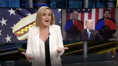 Full Frontal with Samantha Bee - 03x21 Get Out The Vote Screenshot
