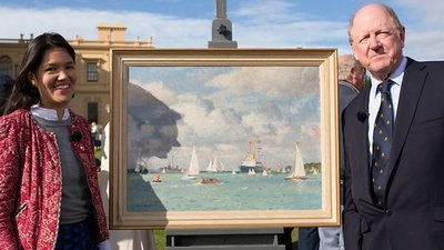 Antiques Roadshow (UK) - 40x15 Osborne House 1