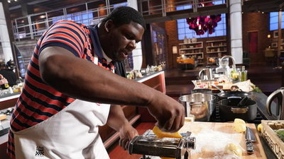 MasterChef - 09x17 Waste Not Want Not