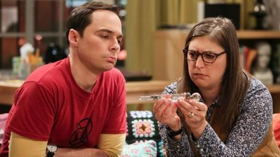 The Big Bang Theory - 12x02 The Wedding Gift Wormhole