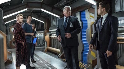 DC's Legends Of Tomorrow - 04x06 Tender is The Nate