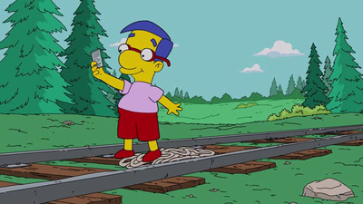 The Simpsons - 30x03 My Way or the Highway to Heaven Screenshot
