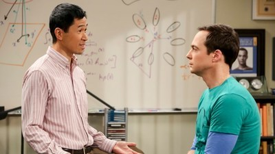 The Big Bang Theory - 12x04 The Tam Turbulence