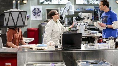 The Big Bang Theory - 12x05 The Planetarium Collision