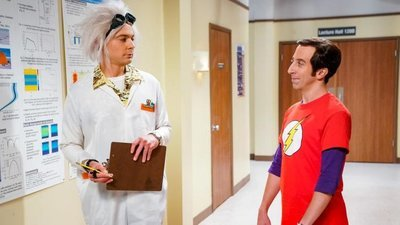 The Big Bang Theory - 12x06 The Imitation Perturbation