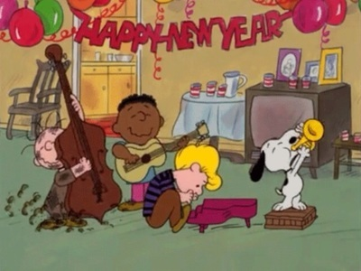 Happy New Year, Charlie Brown! - 01x01 Happy New Year, Charlie Brown! Screenshot