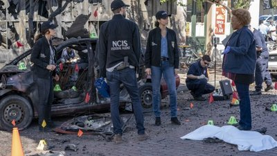 NCIS: New Orleans - 05x07 Sheepdogs