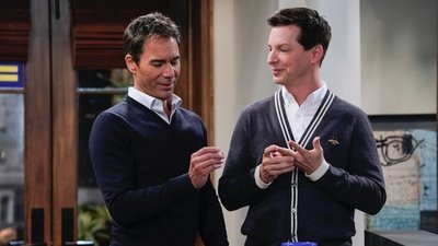 Will & Grace - 10x09  Family Trip