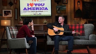 I Love You, America - 01x21 Sturgill Simpson Screenshot