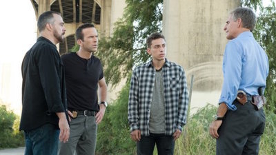 NCIS: New Orleans - 05x08 Close to Home