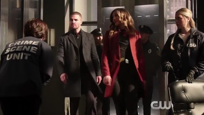 Arrow - 07x10 My Name is Emiko Queen