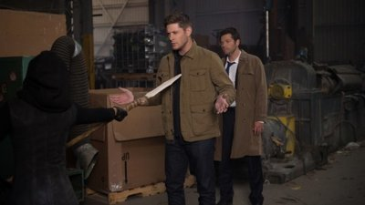Supernatural - 14x09 The Spear Screenshot