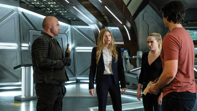 DC's Legends Of Tomorrow - 04x08 Legends of To-Meow-Meow