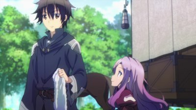 Death March to the Parallel World Rhapsody (JP) - 01x12 A Trip to The Underworld That Started With a Death March Screenshot