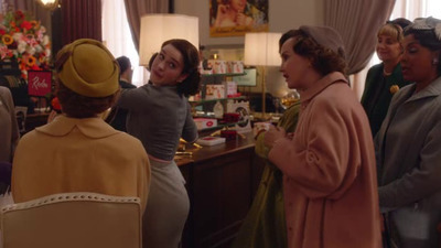 The Marvelous Mrs. Maisel - 02x07 Look, She Made a Hat