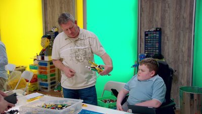 LEGO Masters - 02x05 Episode 6 Screenshot
