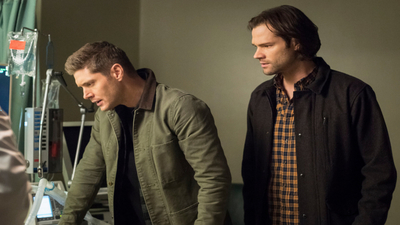 Supernatural - 14x12 Prophet and Loss