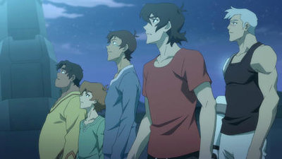 Voltron: Legendary Defender - 08x13 The End Is The Beginning Screenshot