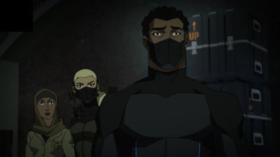 Young Justice - 03x03 Eminent Threat