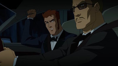 Young Justice - 03x02 Royal We