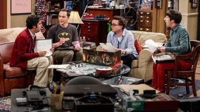 The Big Bang Theory - 12x12 The Propagation Proposition