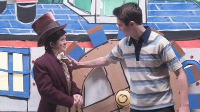 The Kids Are Alright - 01x10 Show Boat