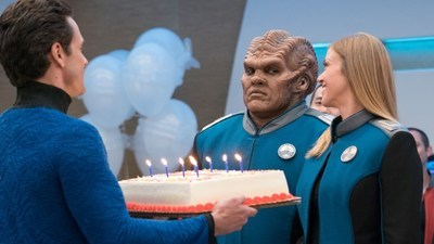 The Orville - 02x05 All The World Is Birthday Cake