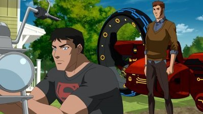 Young Justice - 03x04 Private Security