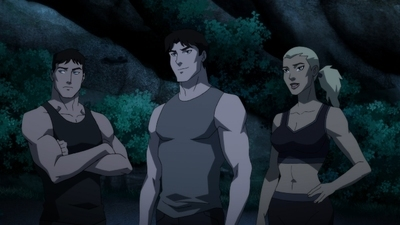 Young Justice - 03x07 Evolution Screenshot