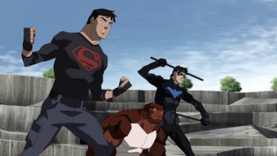 Young Justice - 03x09 Home Fires