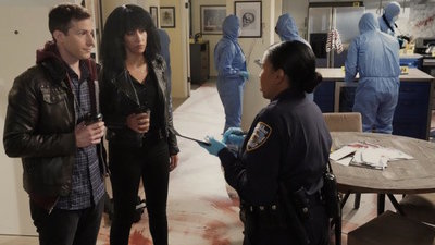 Brooklyn Nine-Nine - 06x06 The Crime Scene  Screenshot