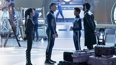 Star Trek Discovery - 02x10 The Red Angel