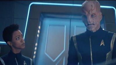 Star Trek Discovery - 02x06 The Sounds of Thunder