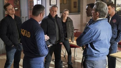 Chicago Fire - 07x15 What I Saw