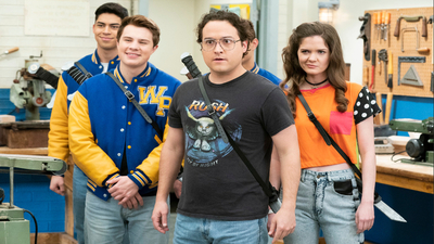 The Goldbergs - 06x16 Highlander Club